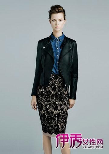 ZARA|秋冬搭配|衬衫|半身裙|包包