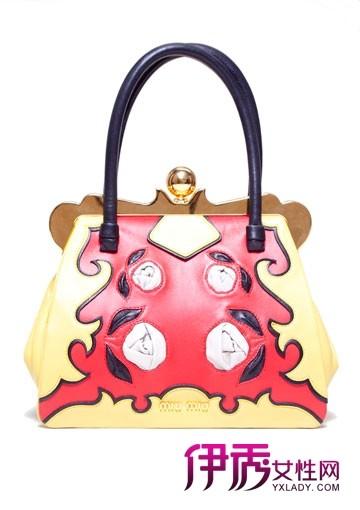 MIU MIU|2012春夏|新款美包|手拎包